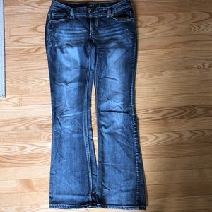Maurices Jeans - GUC maurices jeans size 7/8 regular boot cut
